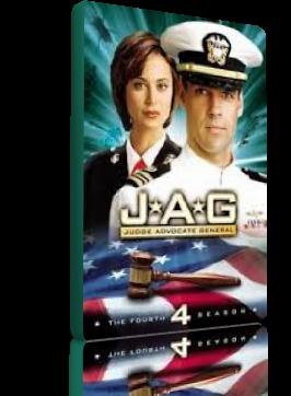 JAG - Avvocati in divisa - Stagione 4 (1998) [COMPLETA] .mkv DVDRIP AC3 ITA