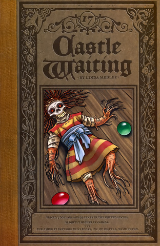 Castle Waiting Vol. 1 #1-16 + The Curse of Brambly Hedge (1996-2003) Complete